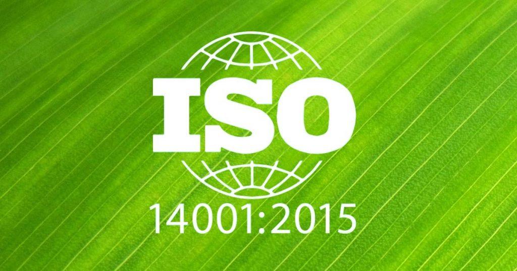 اجراءات iso 14001